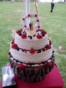 barb cake