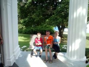 kids at Miles