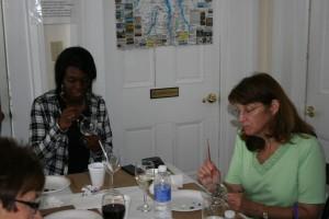 Sandy & Toni Painting (3)