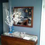 Gathering room mantle 2014