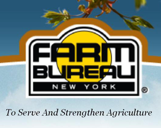Year of Giving for March: New York Farm Bureau
